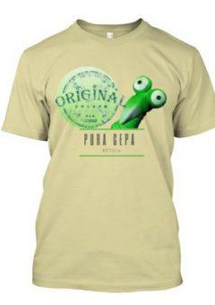 camiseta bética pura cepa 1