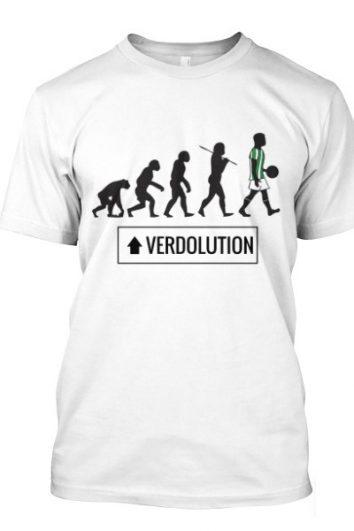 camiseta bética verdolution blancol