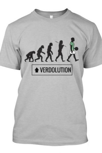 camiseta bética verdolution gris