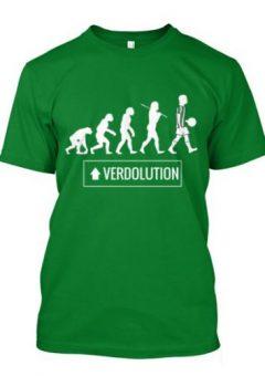camiseta bética verdolution verde tropical