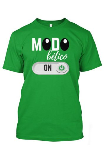 camiseta bética en modo bético 2