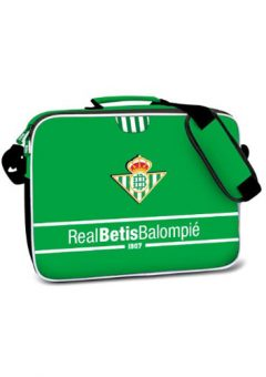 maletín Bandolera del Betis