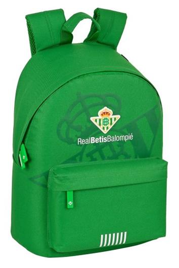 Mochila ergonómica laptop Real Betis 1