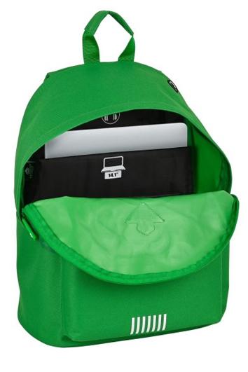 Mochila ergonómica laptop Real Betis 3